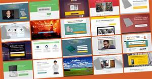 get a conversion boost with our best landing page template With wordpress squeeze page template
