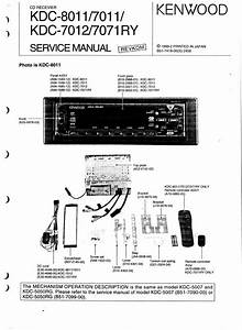 Free Download Kenwood Kdc 7012 Service Manual