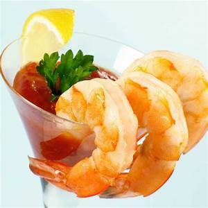 Texas Gulf Shrimp Cocktail - Catering By Mopsie Austin, TX