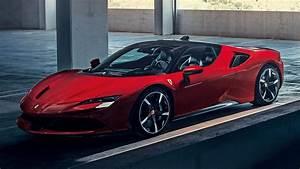 2020 Ferrari SF90 Stradale - Fonds d'écran et images HD