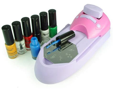 Nail Art Stamping Machine In Pakistan In Pakistan