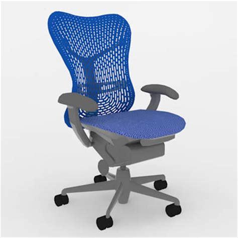 hm mirra chair 3d model formfonts 3d models textures