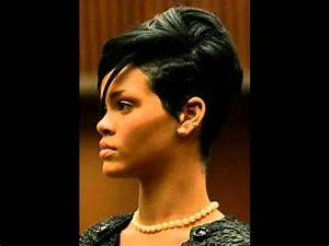 How To Style Short African Hair With A Flat Iron Cute