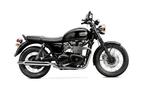 Triumph Bonneville T100 Black Specs