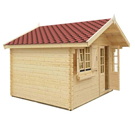 cassetta in legno casetta in legno pavia 17 5x4 casette da giardino in