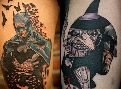 batman tattoo designs  men  women