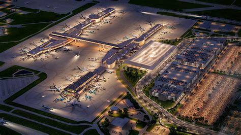 austin airport reveals  year master plan  current