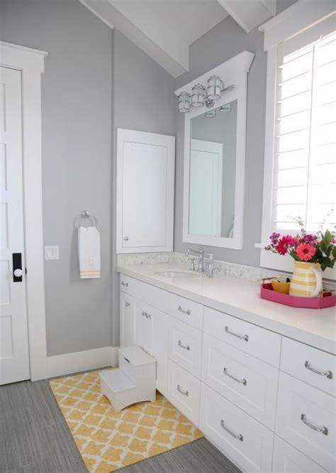 cool light grey paint  bathroom homedcincom