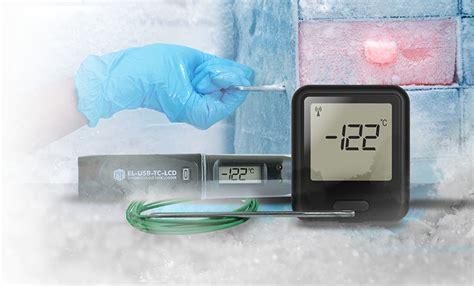 Temperatūras monitorings -80 °C