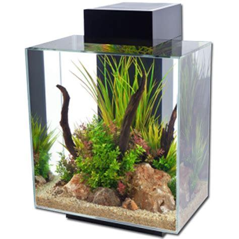 Fluval Edge 46l Led Aquarium  Black Gloss