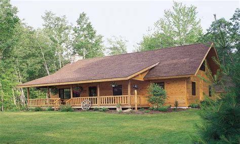 cabin style house plans log style house plans ranch log cabin plans cabin style