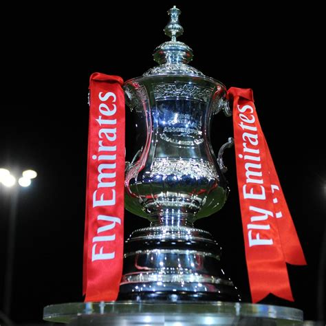 FA Cup Draw 2018 Schedule: 4th-Round Fixtures and Dates ...