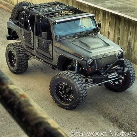 jeep kevlar starwood motors custom kevlar jeep fmj bagnoles jeep got