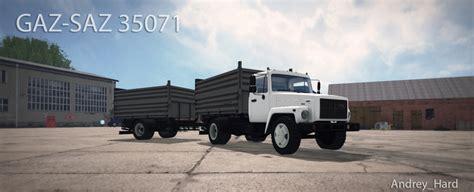 Gaz Saz 35071 Truck V 10 Fs 2015 Mod Download