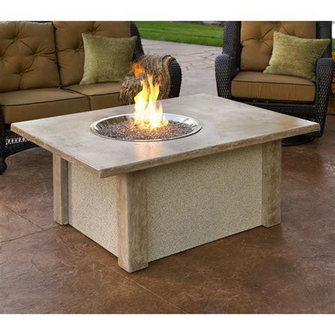 A diy gas fire pit gives you opportunities to express your creativity. Have to have it. Outdoor GreatRoom San Juan Gas Fire Pit Table $1529.15 | Propane fire pit table ...