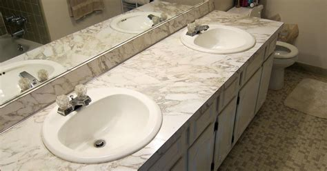 Bathroom Sink-how To Install A Faucet