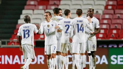 France beat defending champion Portugal 1-0 to reach ...