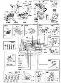 1998 S90 Volvo Fuel System Wiring Diagram