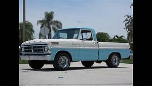 1971 Ford F100 Short Bed