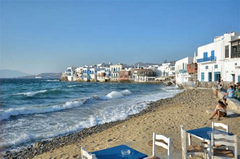 Mykonos Greek Travel Guide