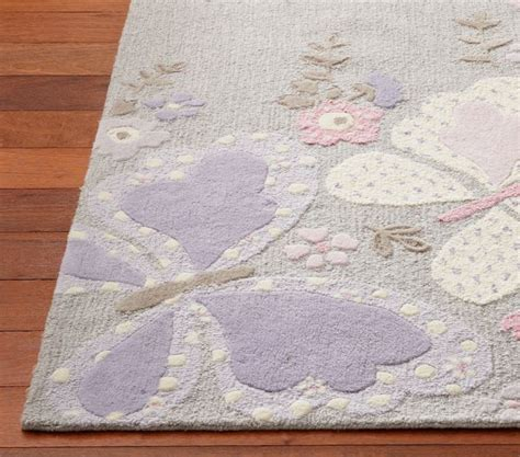 Pottery Barn Butterfly Wall Decor by New Pottery Barn Gabrielle Area Rug 8x10 Rugs