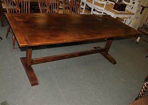 Tréteaux Pour Table : table de r fectoire en ch ne manger tables tr teaux pour meubles ~ Melissatoandfro.com Idées de Décoration