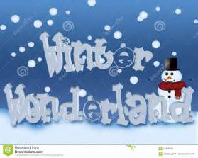 Winter Wonderland Scenes Clip Art