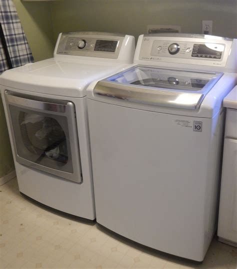 best washer and dryer best buy save 30 on the lg washer and dryer set we just bought
