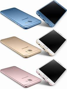 Samsung Galaxy C5 Pro pictures, official photos