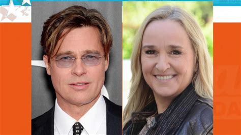 melissa etheridge   didnt  brad pitt