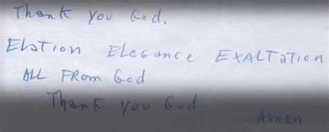 john coltrane turn  handwritten poem