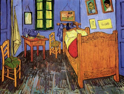 vincent van gogh vincents bedroom  arles