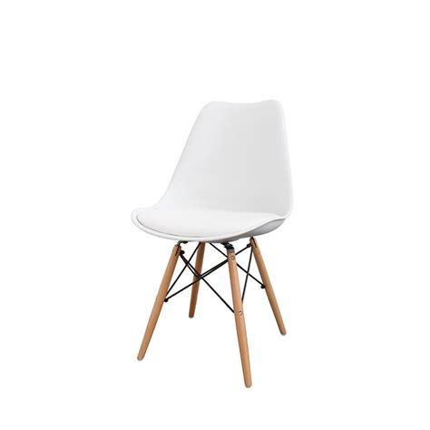 chaises design blanche lot de chaise design 28 images chaise designer banche