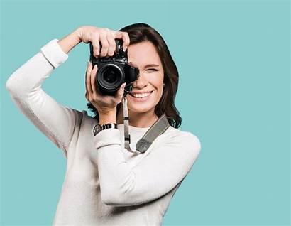Photographer Camera Dear Woman Entitled Dslr Start