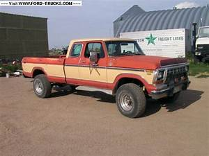 1978 Ford F350 4x4