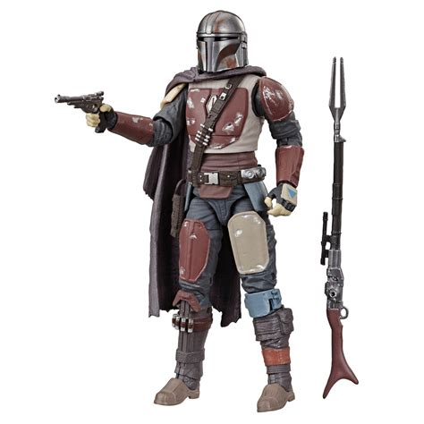 Star Wars: The Mandalorian The Black Series Action Figure ...