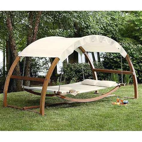 outdoor swing with canopy 9 cool and cozy patio swing with canopy designs