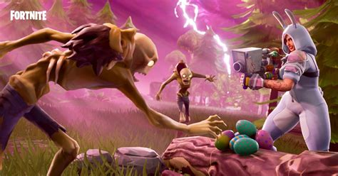 Fortnite Update Adds Guided Missiles, Easter Egg Launchers
