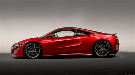 Honda Nsx 2018 Model Details Pictures Drive Safe And Fast
