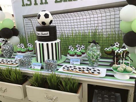 football theme birthday party decor venuemonk blog