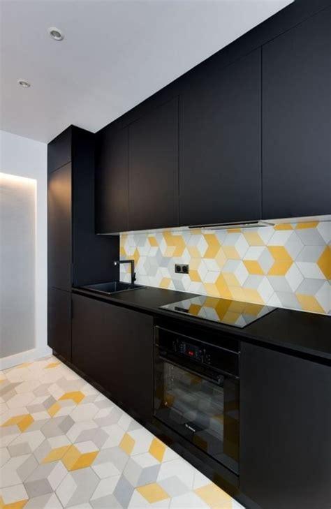 cocinas en color negro ventajas del color negro en cocinas