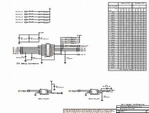 Dell Inspiron 1100 5100 Motherboard Schematic Diagram