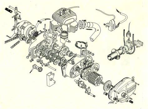 Gm Transmission Wiring Diagram Hecho by Bultaco Lobito Mk 3 Adumbrin P 225 8