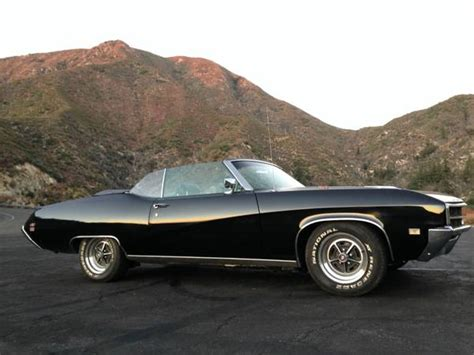 1969 Buick Gs 400 by 1969 Buick Gs 400 V8 Convertible Auto Restorationice