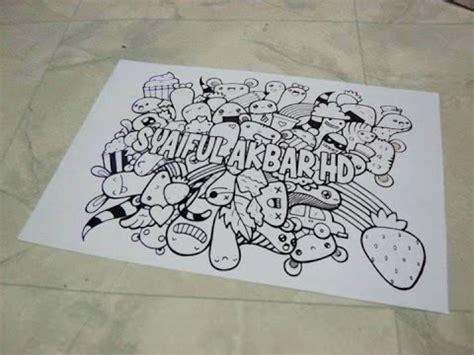 membuat doodle keren beserta nama kita menggunakan