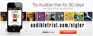 Audible Free Trial: get a free audiobook! August 2018