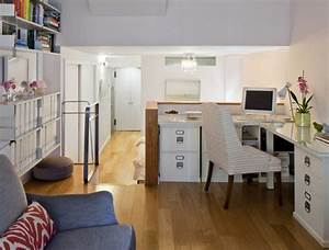 elegant small studio apartment in new york idesignarch With small new york apartments interior