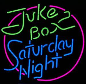 China Juke Box Saturday Night Neon Sign China Neon Sign