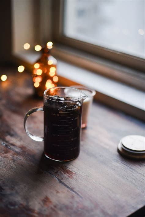 Immersion cold brew is my favorite way of making coffee in the summertime. The Science Behind Cold Brew Coffee | Explored Wellness