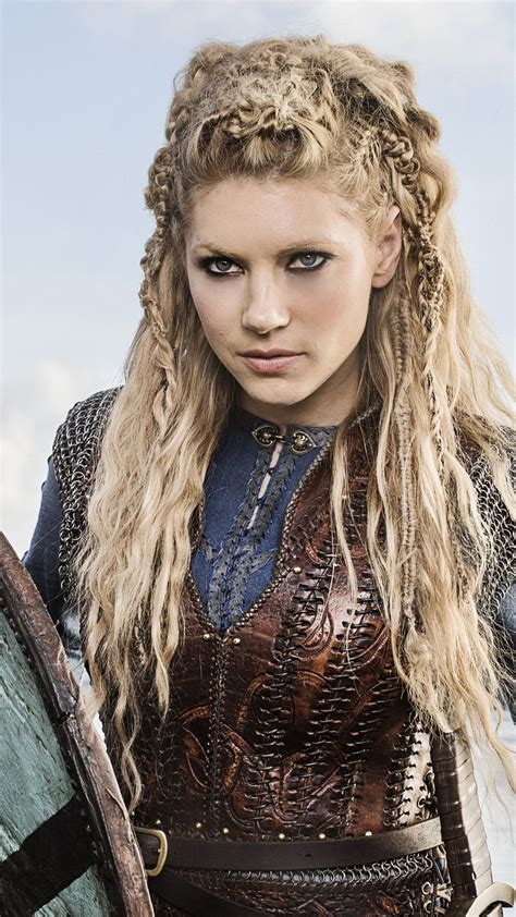wallpaper lagertha katheryn winnick vikings  tv